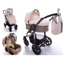 Carucior multifunctional 3 in 1  Diamond Sand Beige - BBC1030
