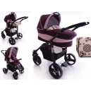 Carucior multifunctional 3 in 1 Paloma Pink Mix - BBC1021